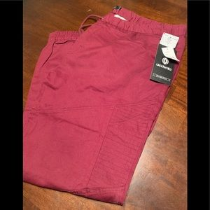 Akademiks Men's Jogger Pants, Size-3X, Wine